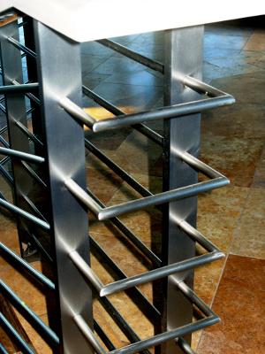 ... Custom Iron Stair Railings Scottsdale AZ, Stainless Steel Stair Railing  Images ...