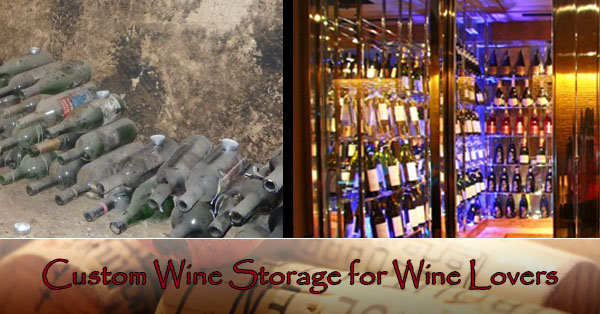 Custom Wine Storage for Wine Lovers Phoenix