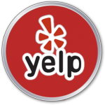 yelp circle icon png