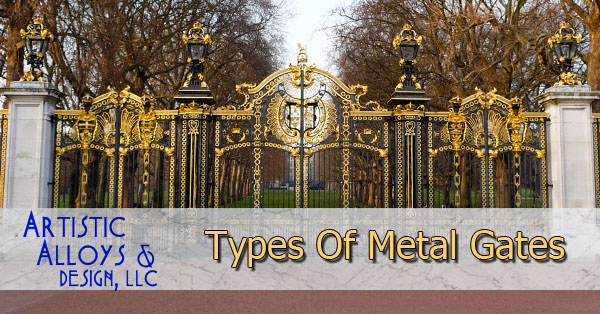 Types of Metal Gates Scottsdale AZ