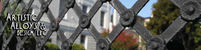 Difference Between Wrought Iron Gates & Steel Gates
