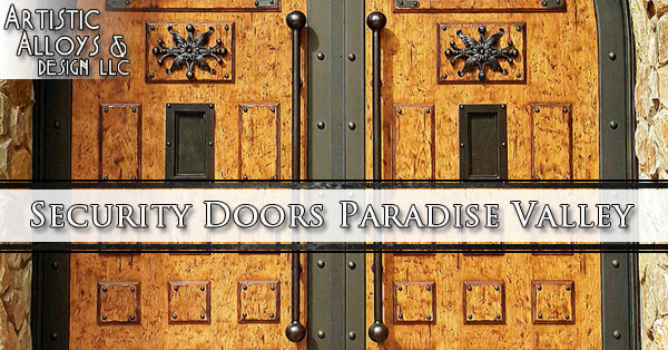 Security Doors Paradise Valley