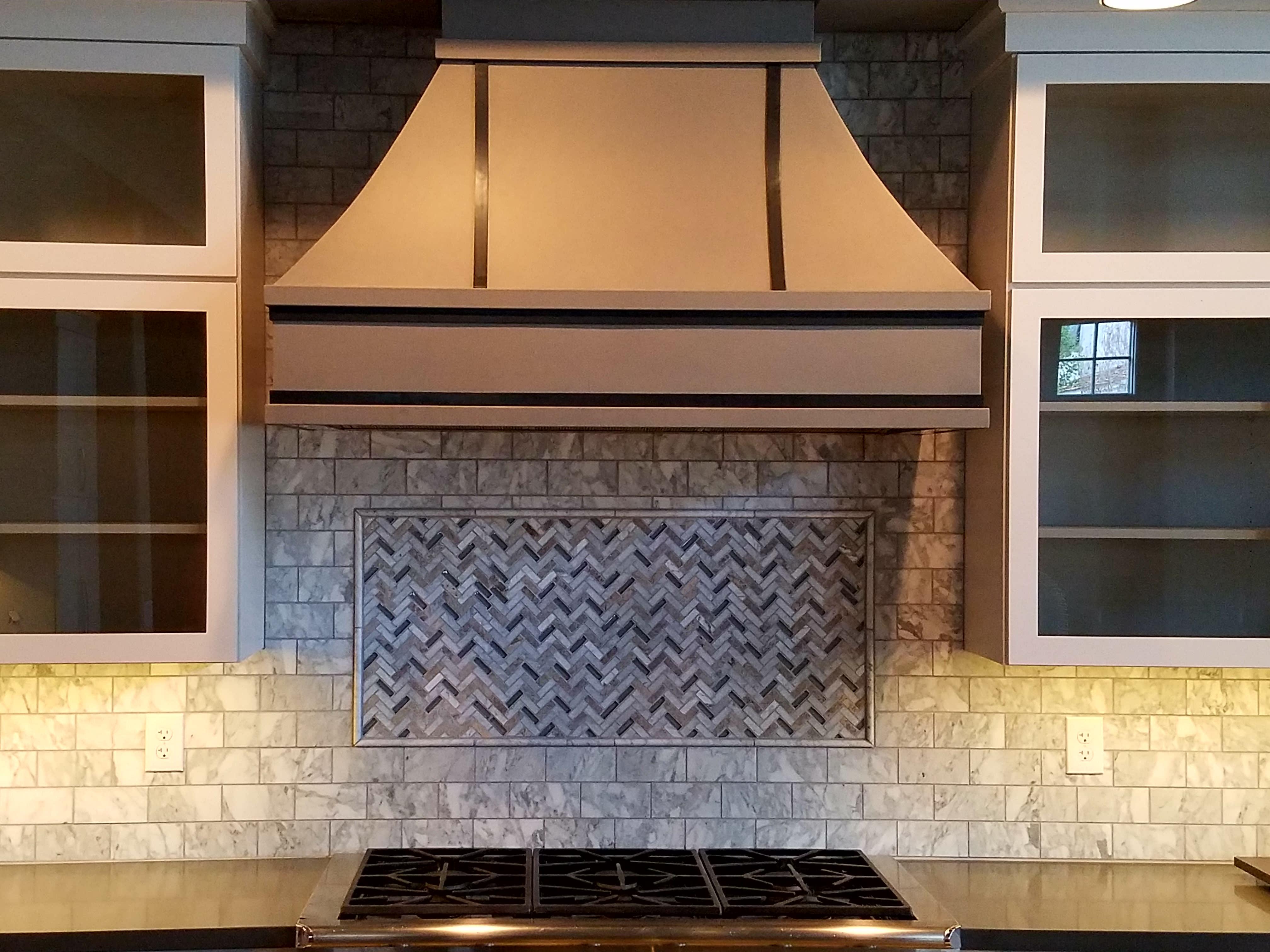 Kitchen Oven Hood