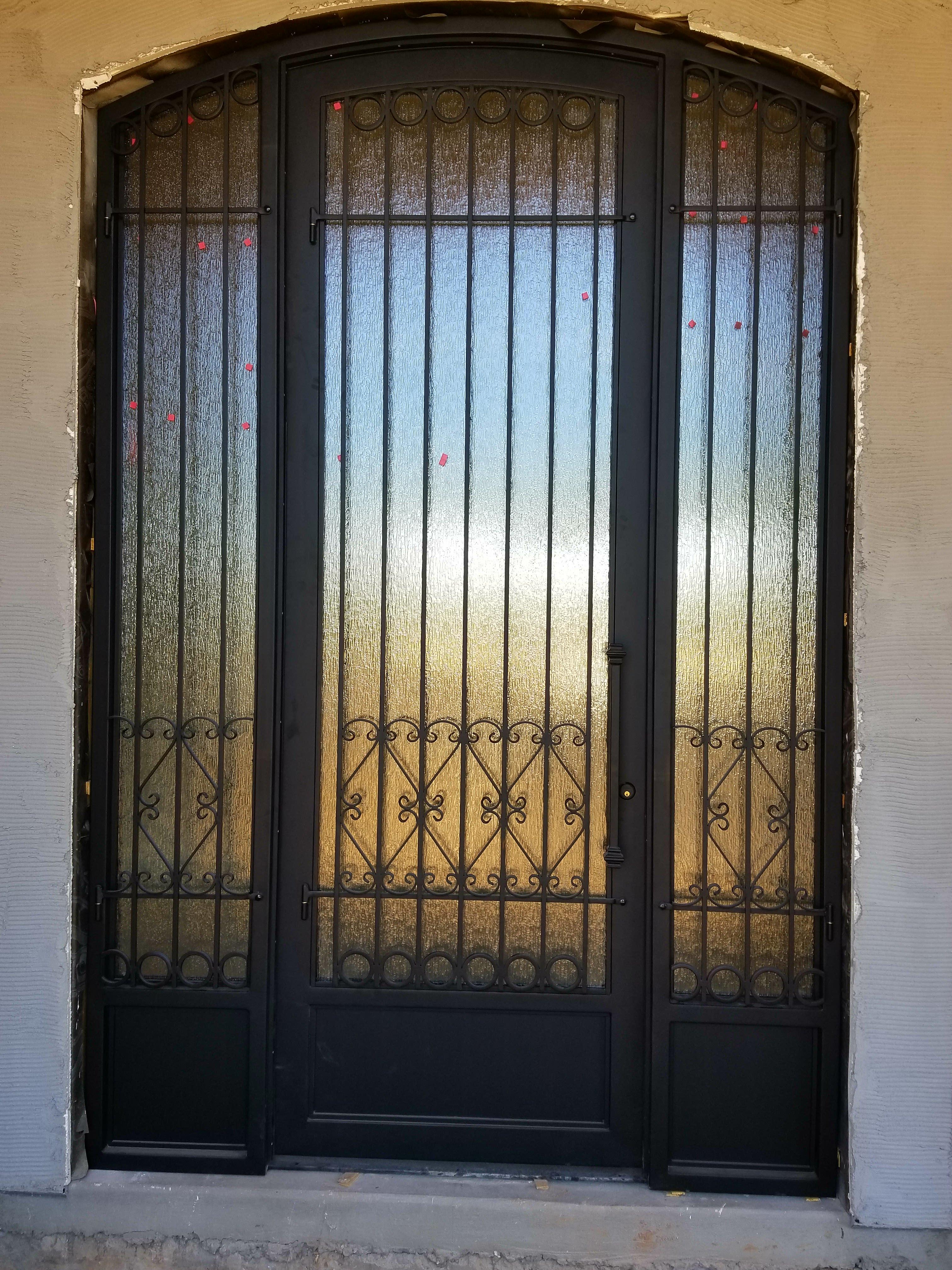 Custom entry door & Scottsdale Custom Doors | Entry Doors - Artistic Alloys