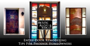 Entry Door Remodeling -Tips For Phoenix Homeowners Social