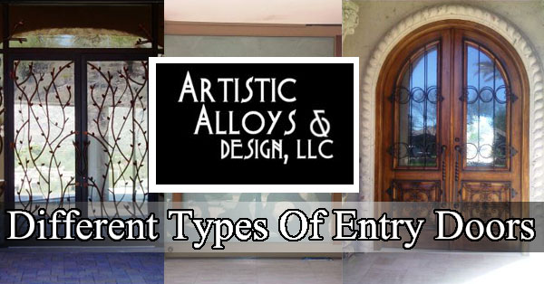 different types of entry doors arizona