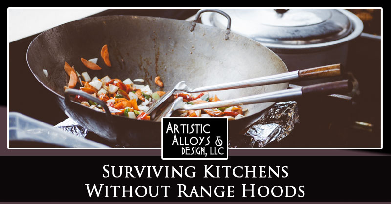 Surviving Kitchens Without Range Hoods
