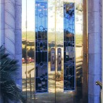 Brass-doors1 commercial iron entry door scottsdale