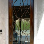 Vine wood door scottsdale az