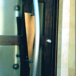 custom iron door pull handle scottsdale az