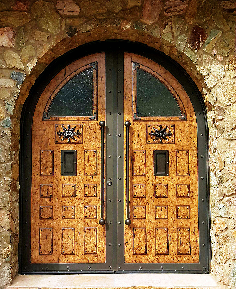 Entry Front Doors: Entry Doors - Scottsdale