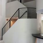 Arizona Stair Railing