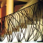 Phoenix Iron Stair Railings
