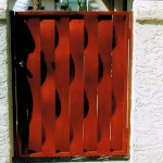 iron double entry gates scottsdale