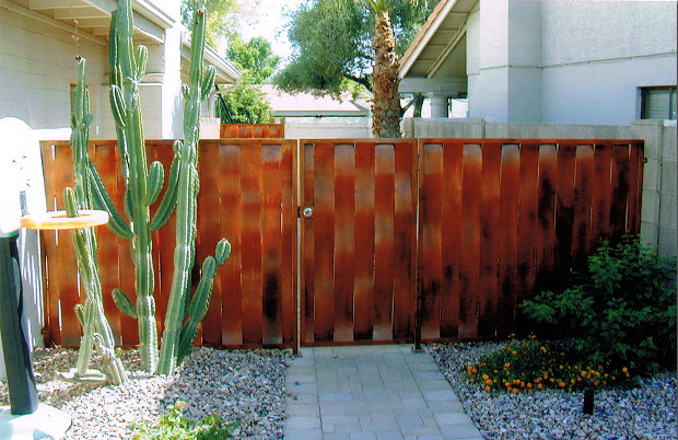 Custom Wrought Iron Gates Scottsdale Az Phoenix