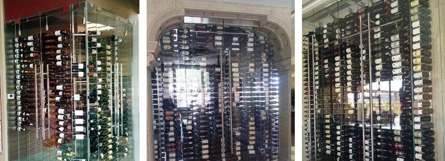 Custom Wine Cellar Design Services Scottsdale, AZ