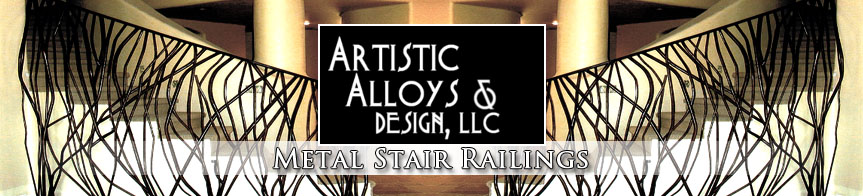 Metal Stair Railings Paradise Valley AZ