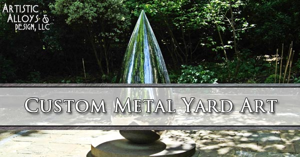 Custom Metal Yard Art Phoenix AZ