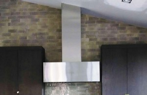 Contemporary Style Kitchen Range Hood Paradise Valley AZ
