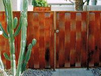 Rustic Iron Fences Scottsdale AZ