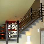 Stainles Steel Staircase Railing Mesa AZ