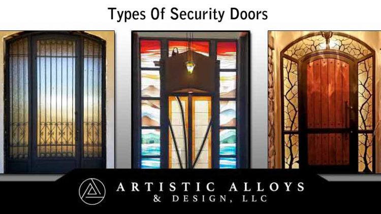 Types Of Security Doors