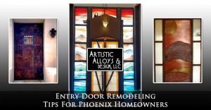 Entry Door Remodeling -Tips For Phoenix Homeowners Social