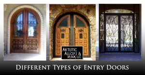 Types of Entry Doors