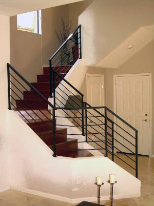 Custom Staircase U-Shaped