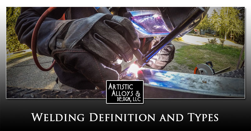 Welding Definition and TypesWelding Definition and Types