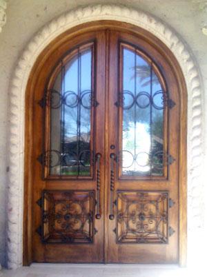 Welding Entry Doors Scottsdale