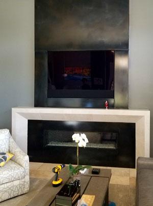 Welding Fireplaces Scottsdale