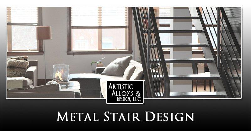 Metal-Stair-Design