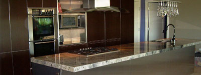 Metal Fabrication Stainless Steel Kitchen