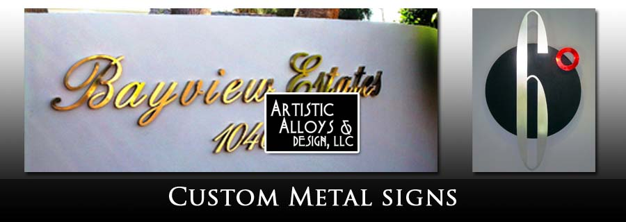 Custom Metal Signs Phoenix | Outdoor | Business | Vintage