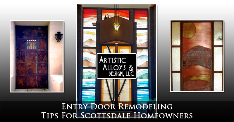 Entry Door Remodeling -Tips For Scottsdale Homeowners Social