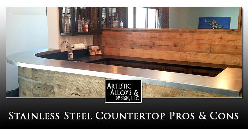 Stainless Steel Countertop Pros & Cons