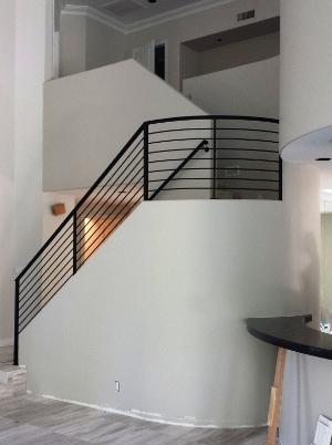 Modern Stair Railing (06)