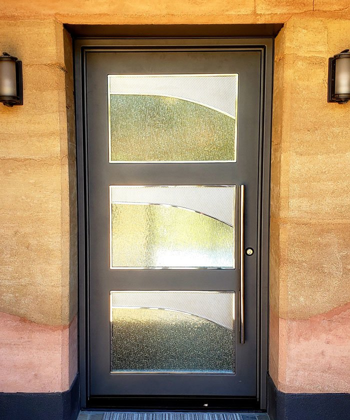 Entry Door With Glass (21)