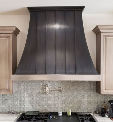 Ducted Range Hood Installation