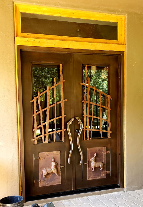 Extremely custom farm doors (26)