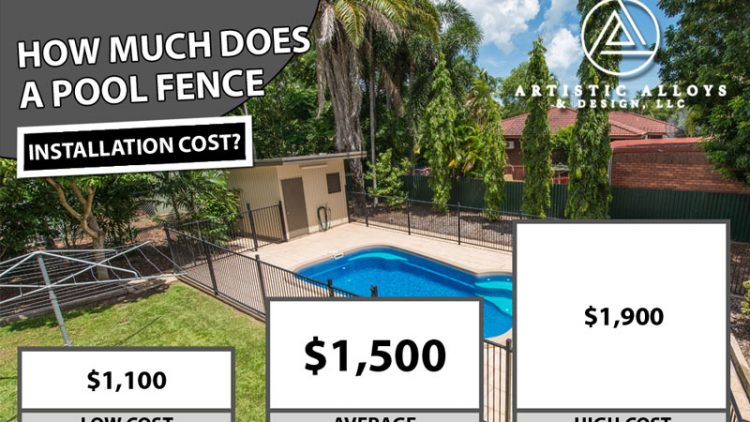 How Much Does a Pool Fence Installation Cost?